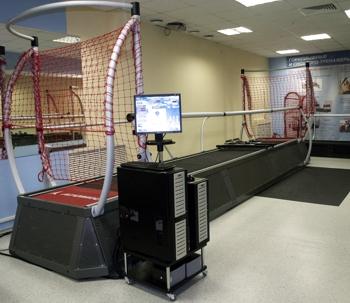 Ski/Snowboard exercise machine Olymp